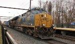 CSX 3405 leading Q410